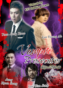 Công Tố Viên Ma Cà Rồng (Phần 2) - Vampire Prosecutor Part 2 poster