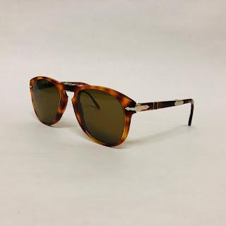 Persol Rx Steve McQueen Tri-Fold Sunglasses