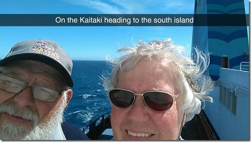 Onboard Kaitaki