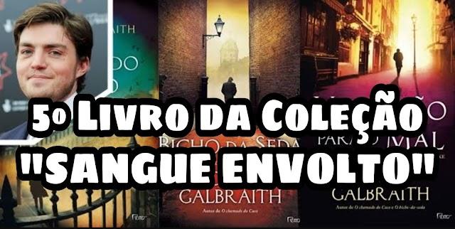 Novo livro de JK Rowling tem data para chegar ao Brasil