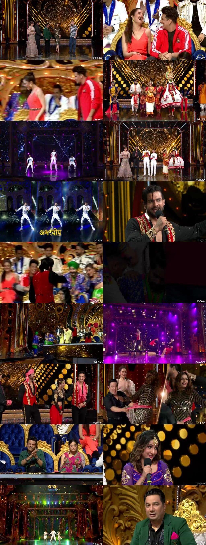 Screenshots Of Hindi Show Nach Baliye Season 9 21st September 2019 Episode 19 300MB 480P HD