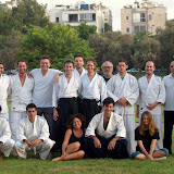 Aikido Tel Aviv - End of season 3 Aug 2010