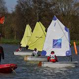 Voile - 2015-04-05 Régate Flotte Collective - CAP Nature - Parcours Triangle