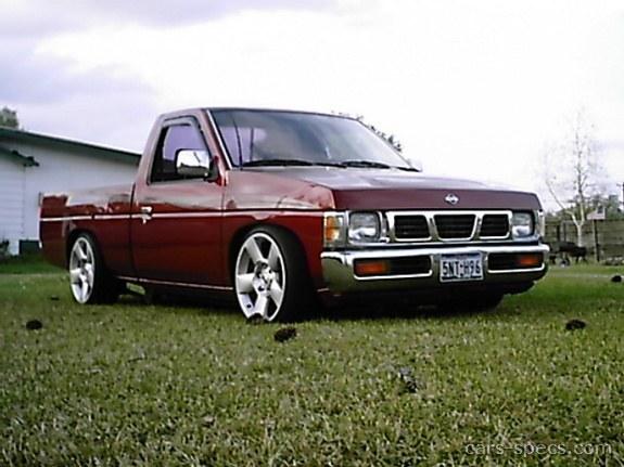 1995 Nissan Truck Base Regular Cab Pickup 2 4l 4 Cyl 5 Sd Manual