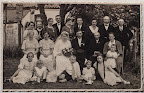 ca. 1938 (Fr. Melitta Mahnken) Ilse Davidsohn (hinten li.) und daneben vermutlich Toni Davidsohn