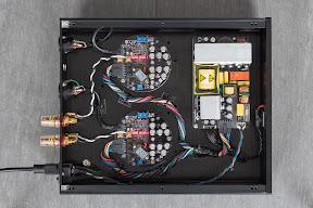 Hypex NC400 Amp