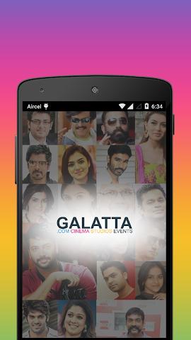 Screenshot 1 Galatta