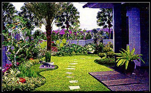dekorasi taman rumah | gallery taman minimalis