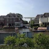 En dan naar het Amsterdam Rijn kanaal