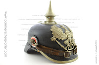 Pionier Pickelhaube model 1895