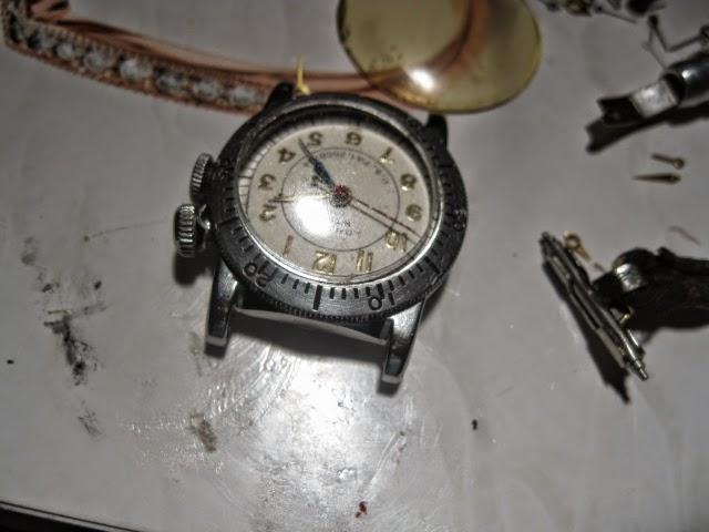 1935 LONGINES WEEMS ORIGINAL 1935 LEATHER METAL ROP STRAP - IMG_1019.JPG