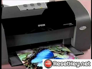 Reset Epson D68 printer Waste Ink Pads Counter