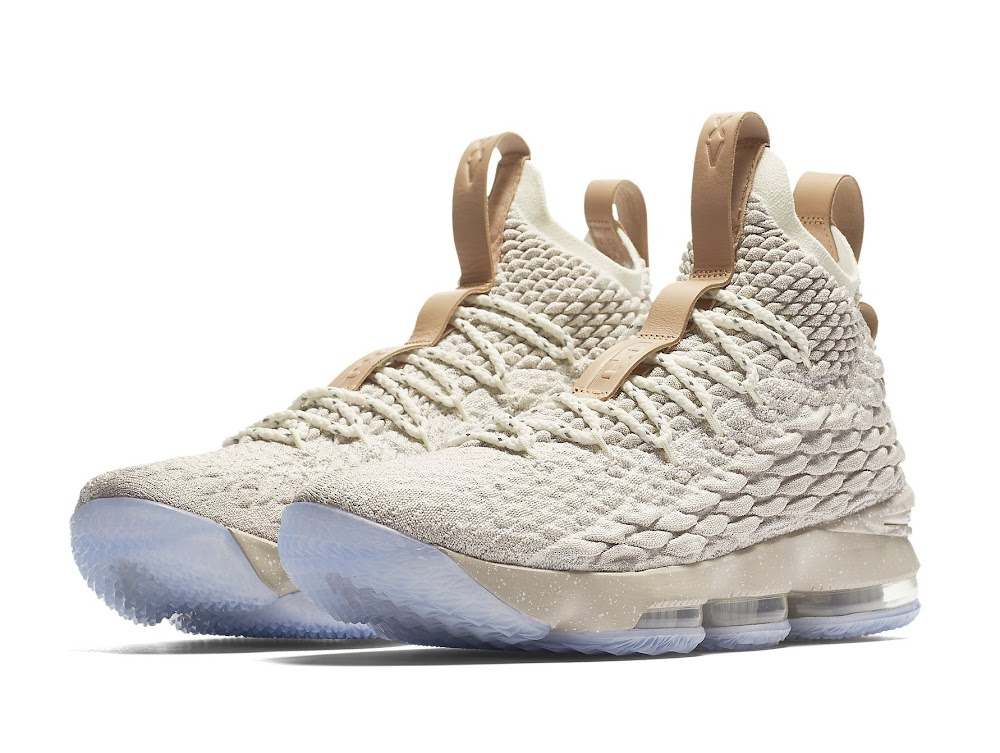 newest 1b7ae 73fd0 Release Reminder Nike LeBron 15 Ghost Limited Edition ...
