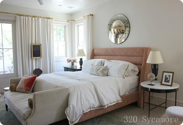 master bedroom sophisticated