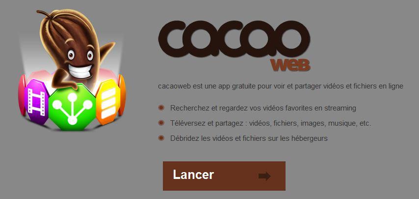 cacaoweb sous linux