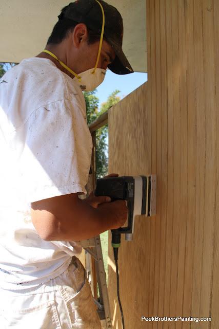 Festool sanding