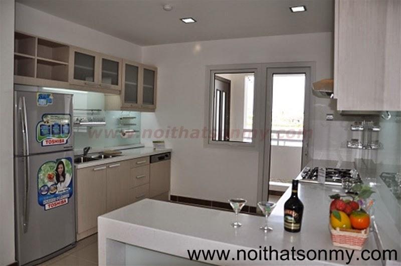 Mẫu thiết kế nội thất căn hộ 386