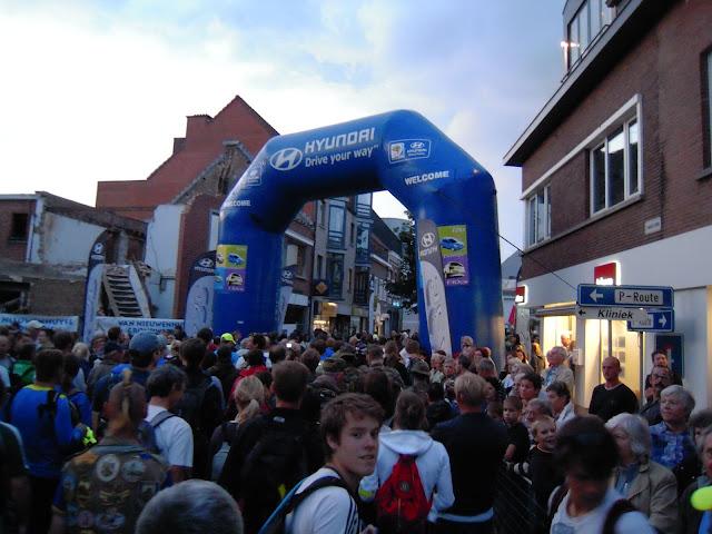 """12 août 2011: 42ème édition des 100km de la """"Dodentocht"""" DSCN5687"""