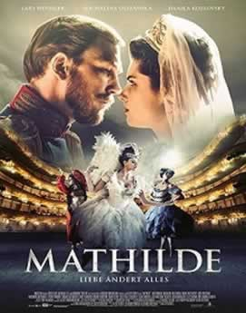 Capa Matilde Dublado 2019 Torrent