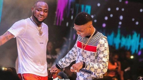Davido And Wizkid Perform 'Manya' Together At His #30BillionConcert (Photos)