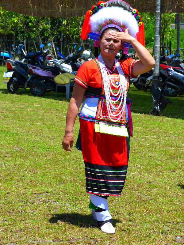 Hualien County. De Liyu lake à Guangfu, Taipinlang ( festival AMIS) Fongbin et retour J 5 - P1240555.JPG