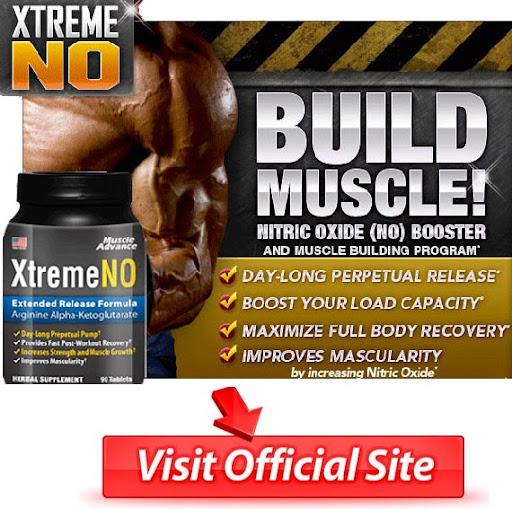 Xtremeno Natural Muscle Enhancer Reviews