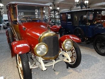 2017.08.24-094.1 Benz Coupé Chauffeur Type GR 1918