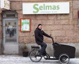 Selmas bageri Falun