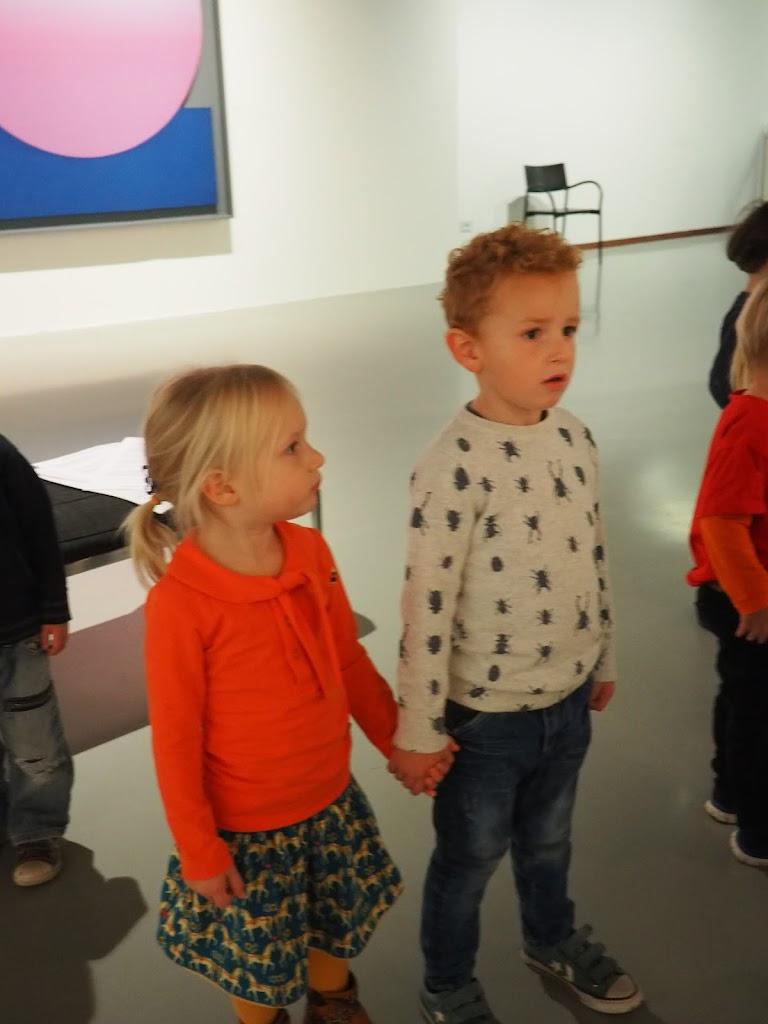 Leefgroep 1 ging naar het museum. - PA200071.JPG