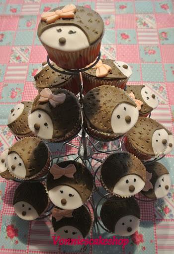 egel cupcakes