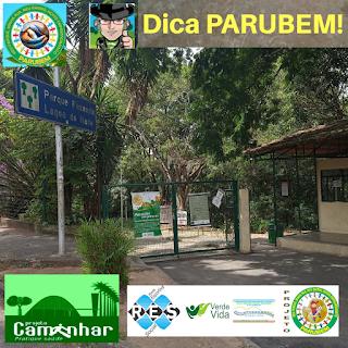 Parque Lagoa do Nado, BH, MG