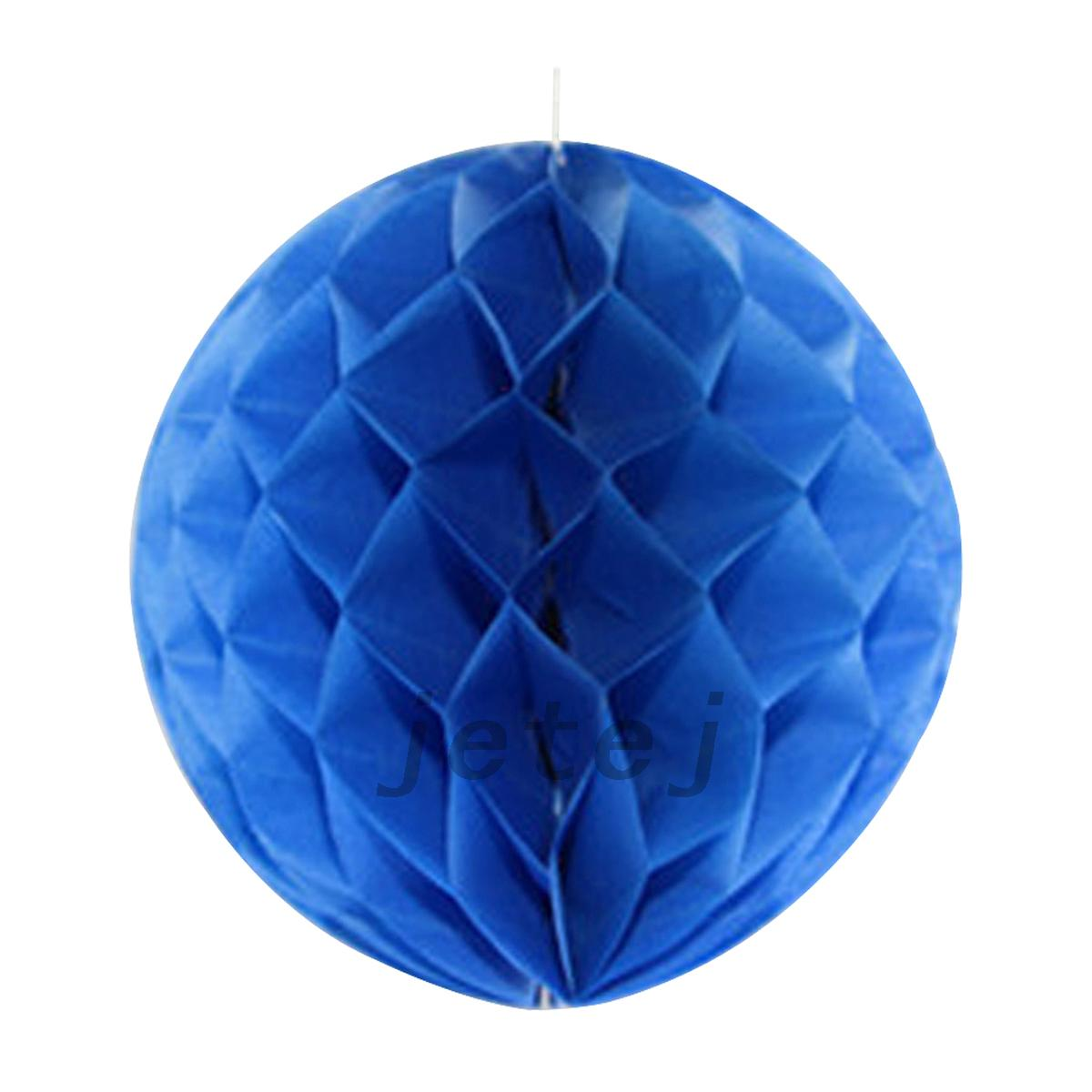 Paper Decoration Balls: Tissue Paper Honeycomb Balls Lanterns Poms Wedding