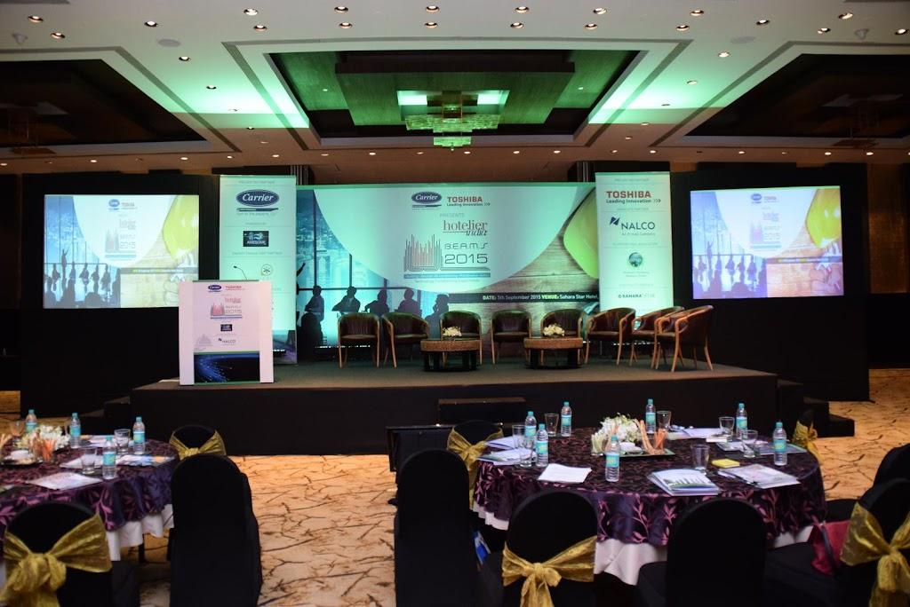 Hotelier India - BEAMs 2015 - 16