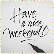 Selamat berhujung minggu