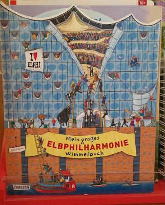 Kinderbuch Elbphilharmonie