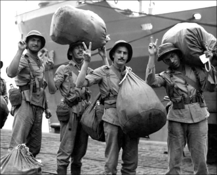 Brasil - Segunda Guerra Mundial