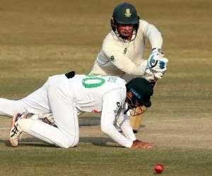 Latest cricket news | Proteas crash to historic defeat in Rawalpindi