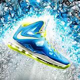 Nike LeBron X iD Gallery