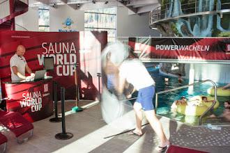 Photo: Sauna WM 2013