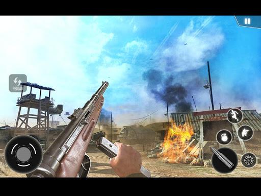 World War II Survival: FPS Shooting Game 1.0.9 screenshots 9