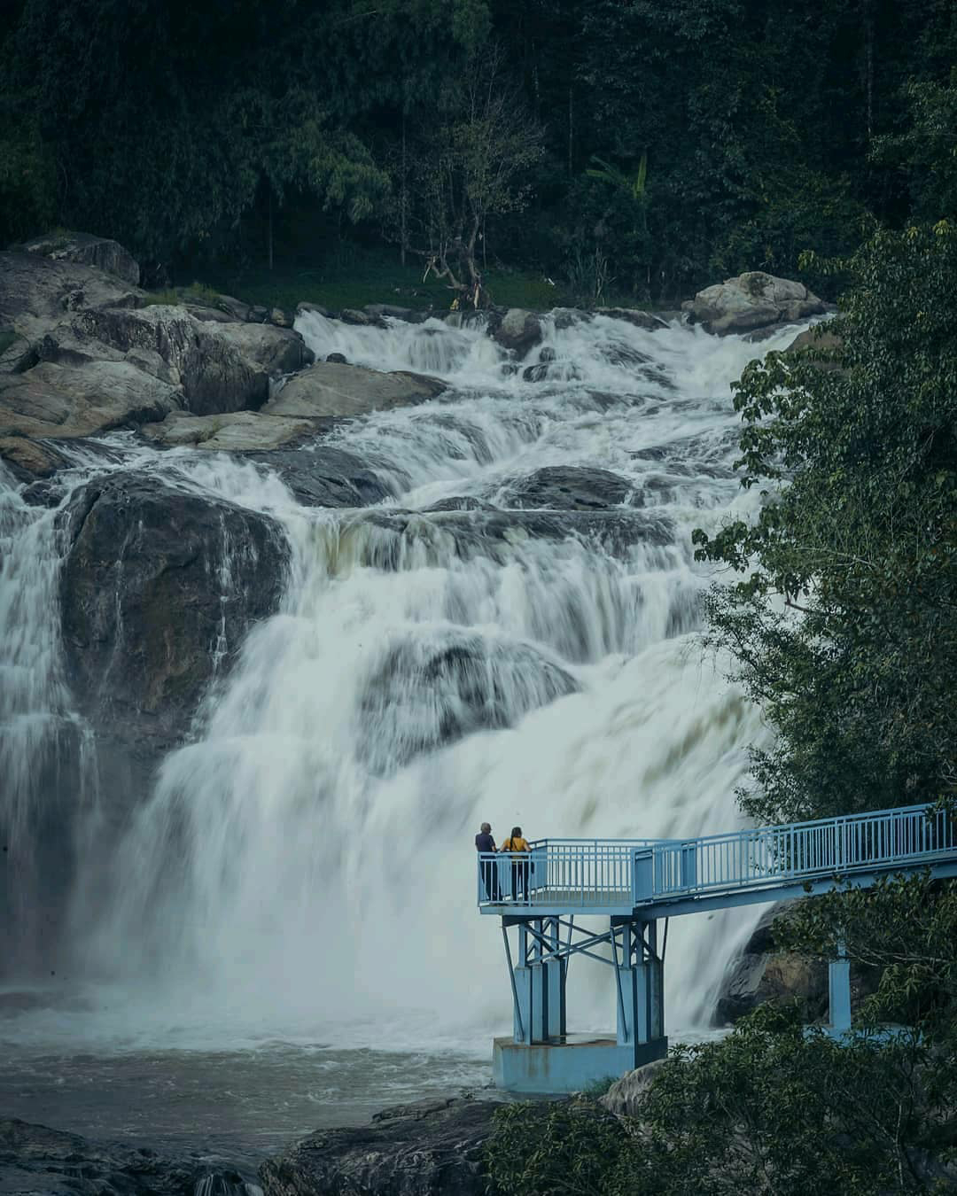 ripple waterfalls