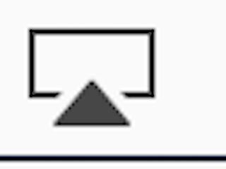 Display Preferences Menubar icon