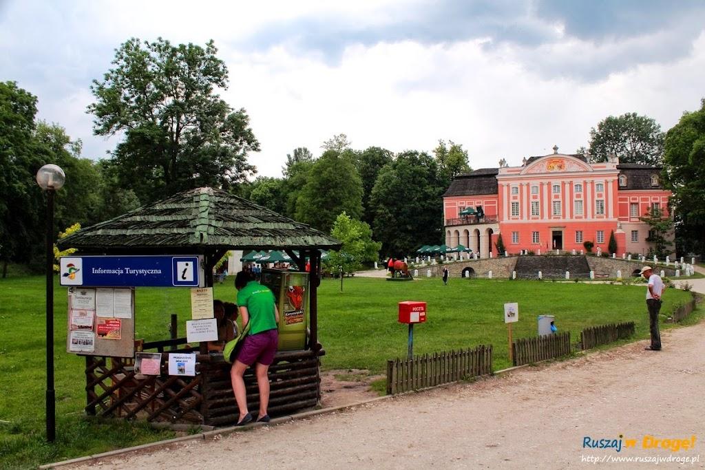 Informacja turystyczna w Kurozwękach