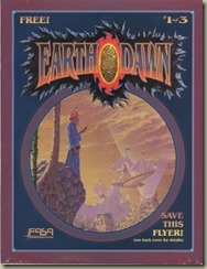 Earthdawn flyer #1