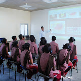 Children in Computer Lab/Audio Visual Class