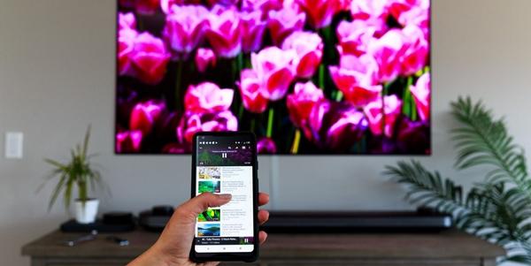 inilah cara menyambungkan HP ASUS ke TV Cara Menyambungkan HP ASUS ke TV (4 Langkah)