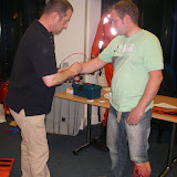 Casualty Care for Lifeboat Crew course – April 2011: making up a casualty