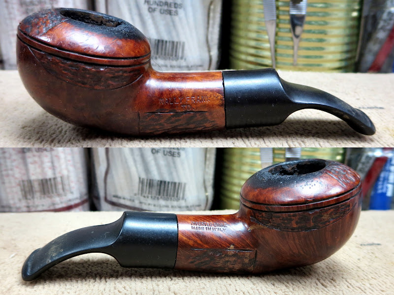 Wally Frank Bullmoose Restoration B-wfbm01