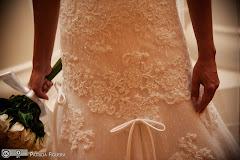 Foto 0377. Marcadores: 06/11/2010, Casamento Paloma e Marcelo, Fotos de Vestido, Heloisa Albuquerque, Rio de Janeiro, Vestido, Vestido de Noiva