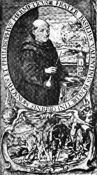 Basil Valentinus 1, Basil Valentine